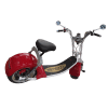 Citycoco Chopper Rouge