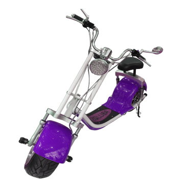 Citycoco Chopper Pourpre