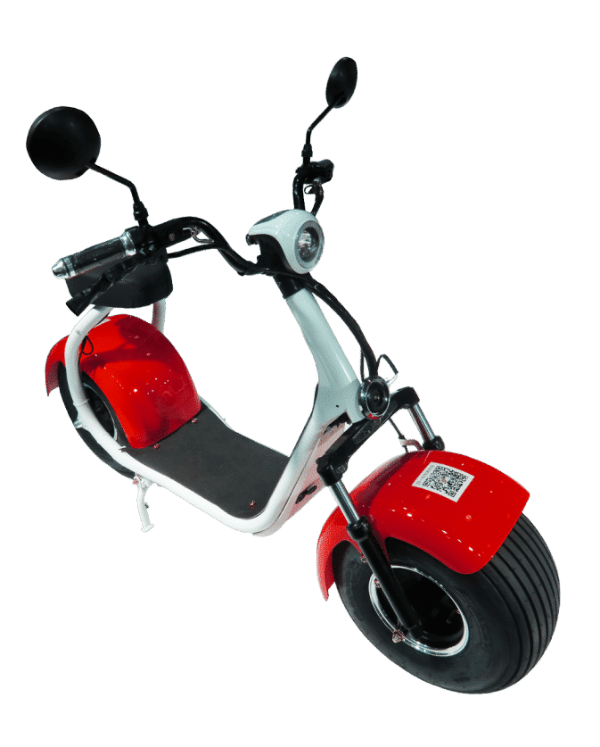 citycoco mini woqu 1200w rouge 50km h citycoco scooter. Black Bedroom Furniture Sets. Home Design Ideas